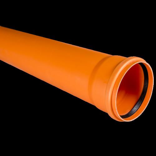 Conducte de evacuare a apei menajere SN4 (Portocaliu)