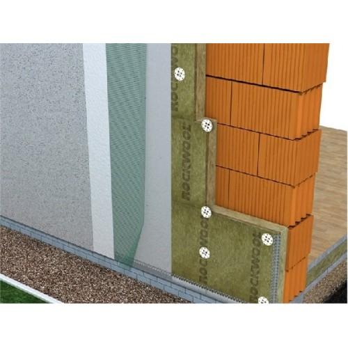 Izolație pereți exteriori între 10cm și 15cm