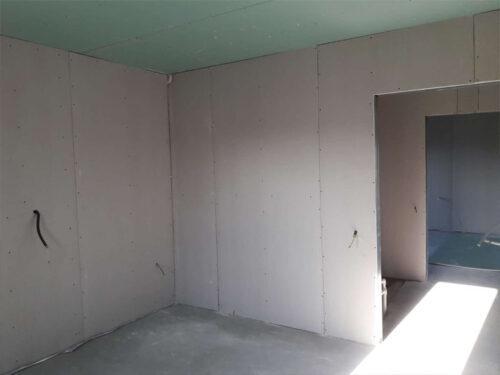 Izolație pereți exteriori de sub 10cm