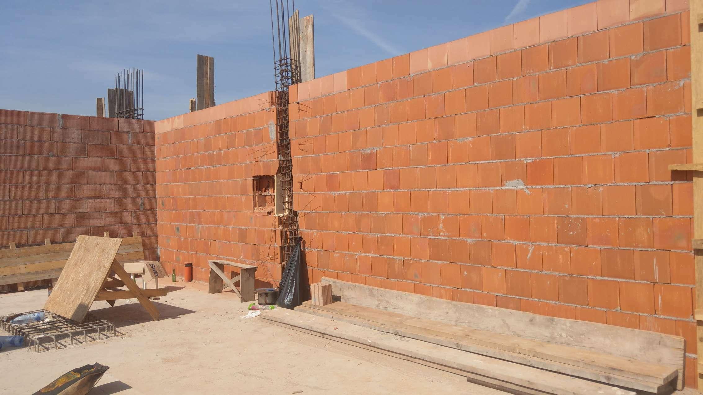 Pereți exteriori din beton