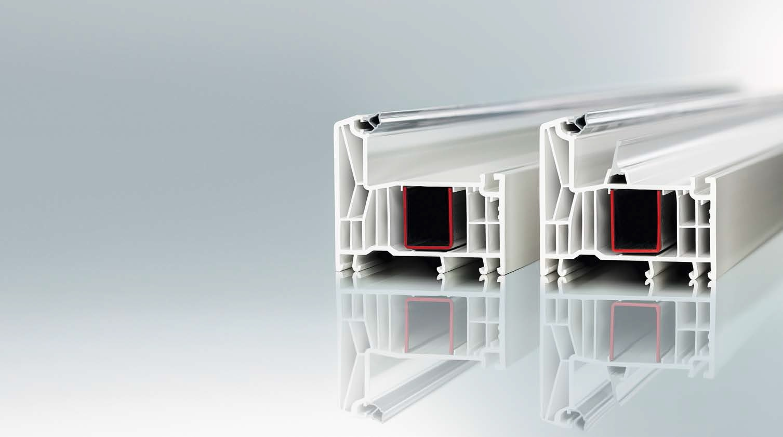 Profil ferestre marca Alumil
