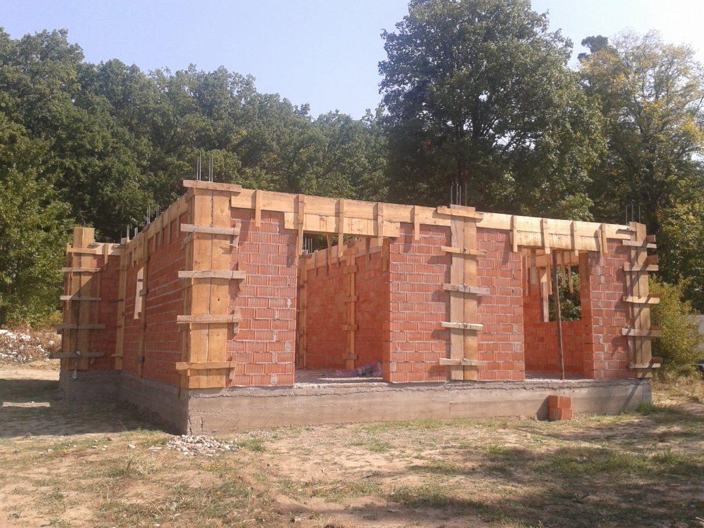 Structura de rezistență a unei case