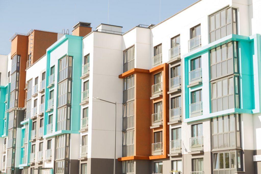 Locuințele noi se bucură de un design modern și în ton cu vremurile