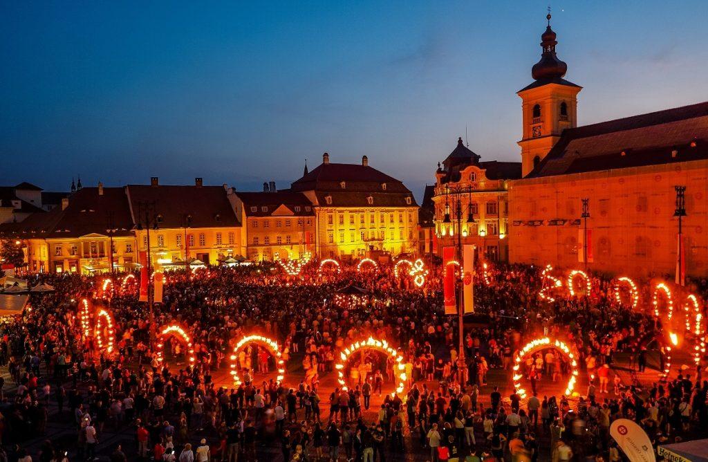 Cum e viața de student în Sibiu?