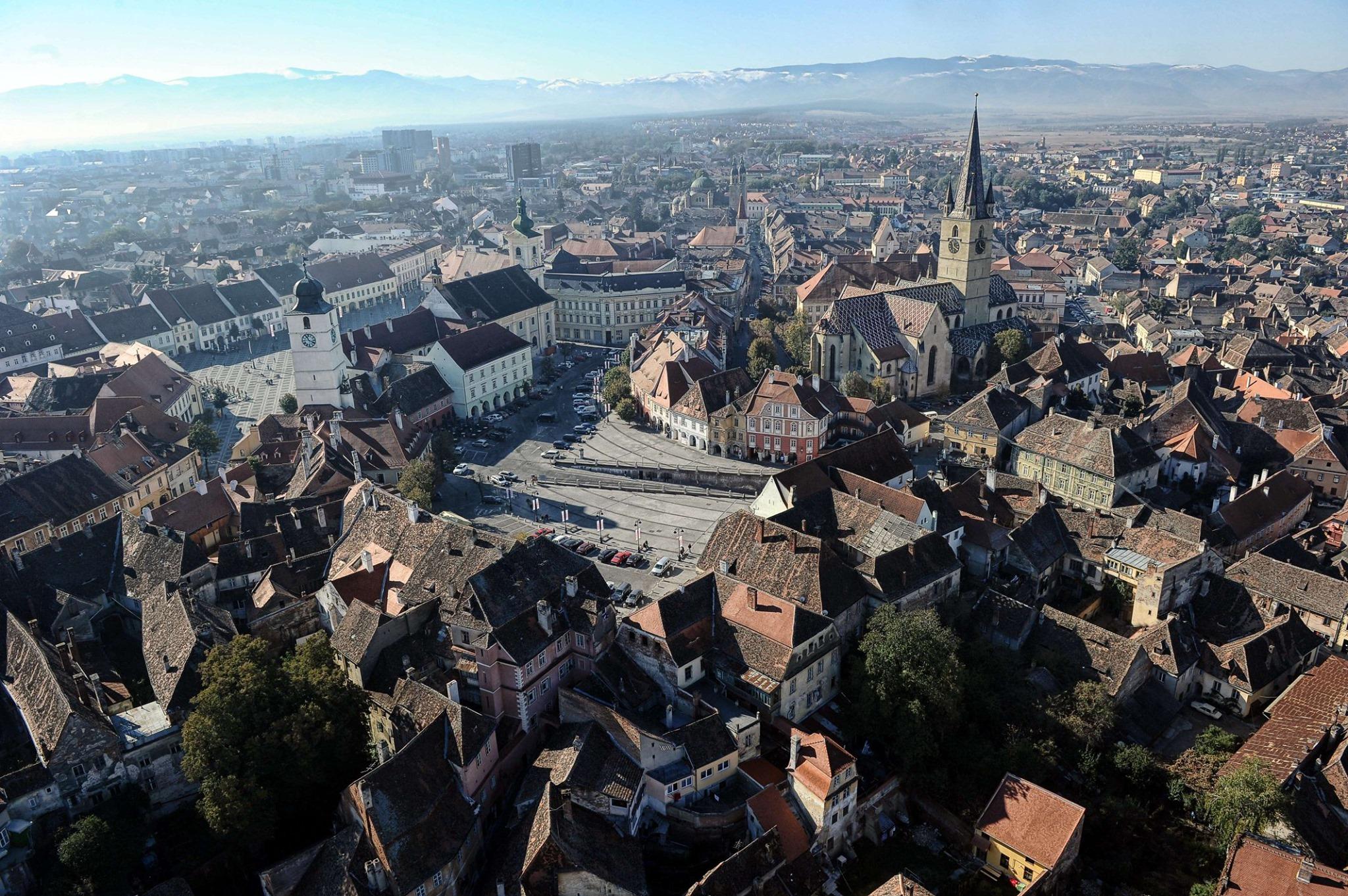 Cele mai căutate cartiere ale Sibiului