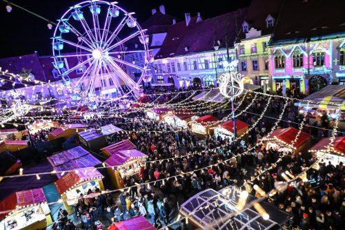 Ce vor să vadă turiștii străini în Sibiu?