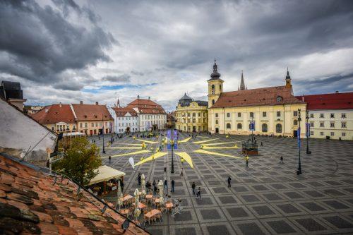 10 tipuri de oameni pe care îi vei întâlni în Sibiu