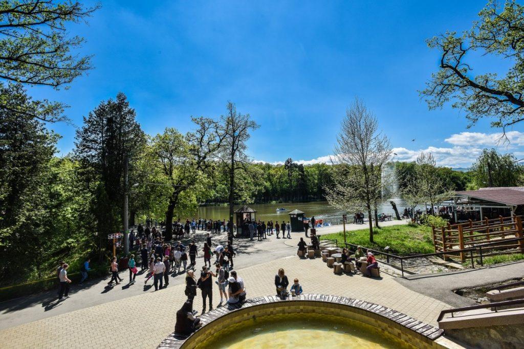 5 Parcuri în care te poți relaxa în Sibiu