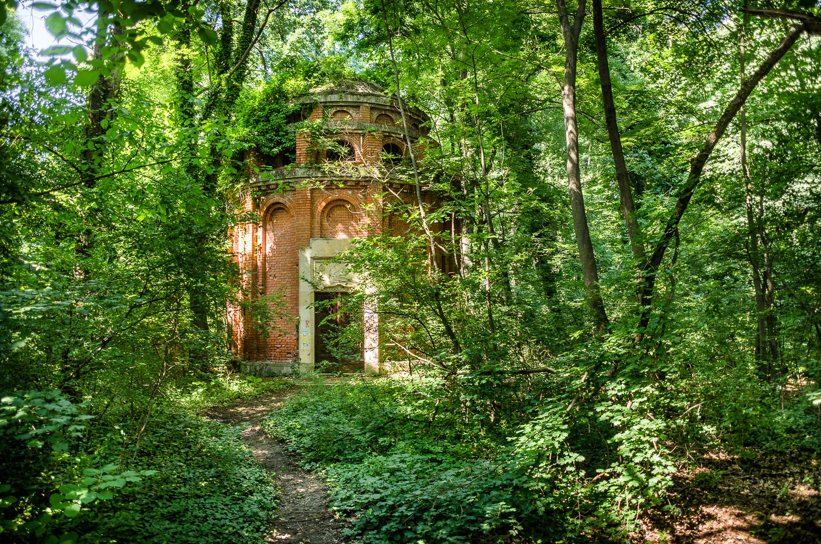 Pădurile de lângă București
