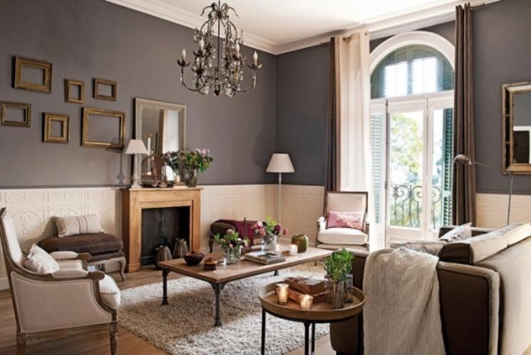 Design interior clasic în oraș