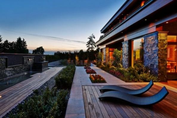 O casă uimitoare