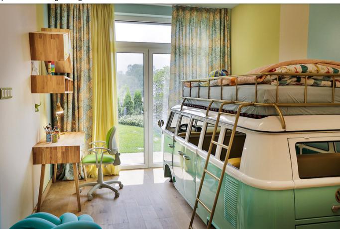 Design funcțional și viziune creativă într-un apartament