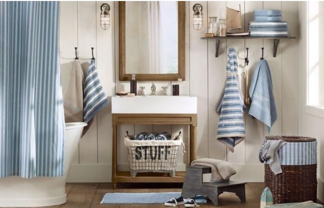 Dormitor pentru băieți în stil clasic