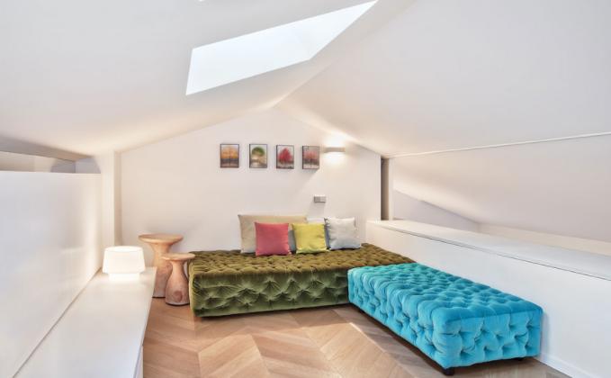 Un apartament din Italia cu totul nou