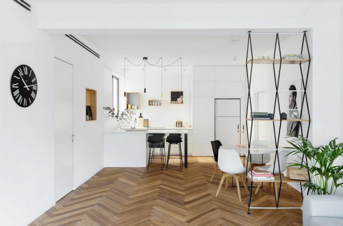 Renovare apartament urban