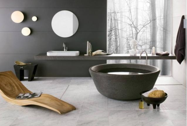 Design modern de baie Neutra