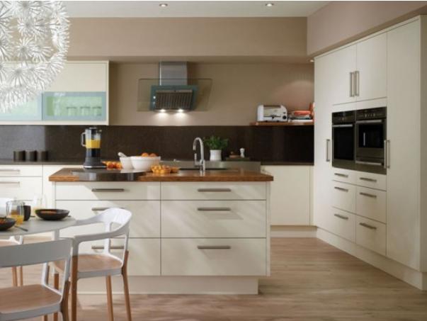Design contemporan chiar la tine în bucătărie