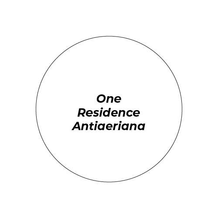 One Residence - Antiaeriana
